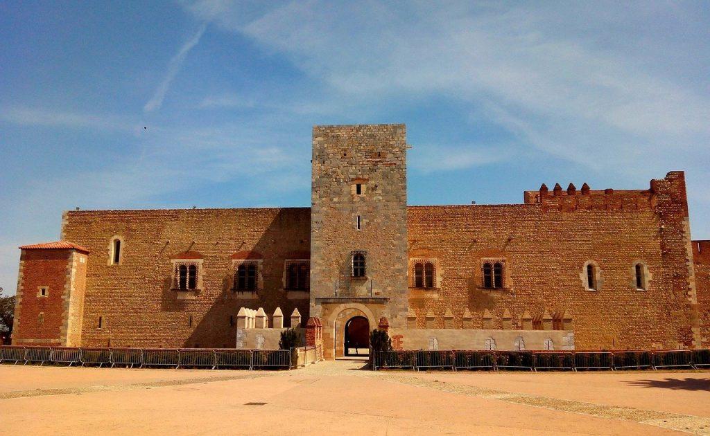 chateau de perpignan
